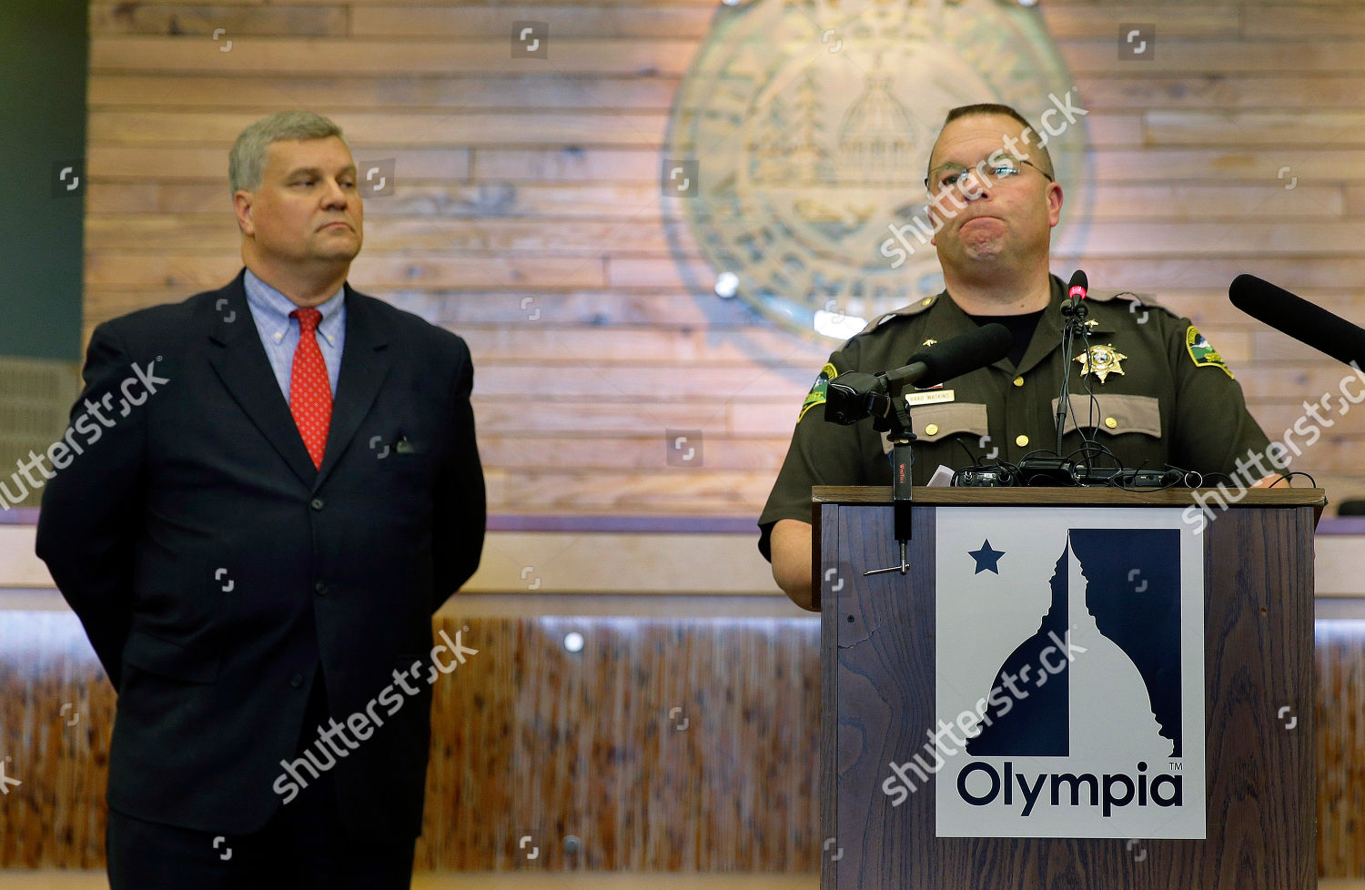 Brad Watkins Thurston County Sheriffs Office Chief Editorial