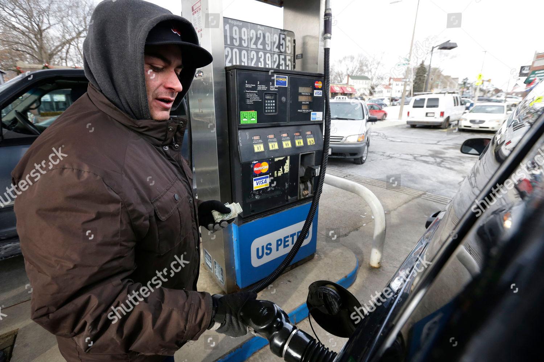 Boston Gas Prices >> Justin Zahreddine Quincy Mass Fuels Gas Station Editorial