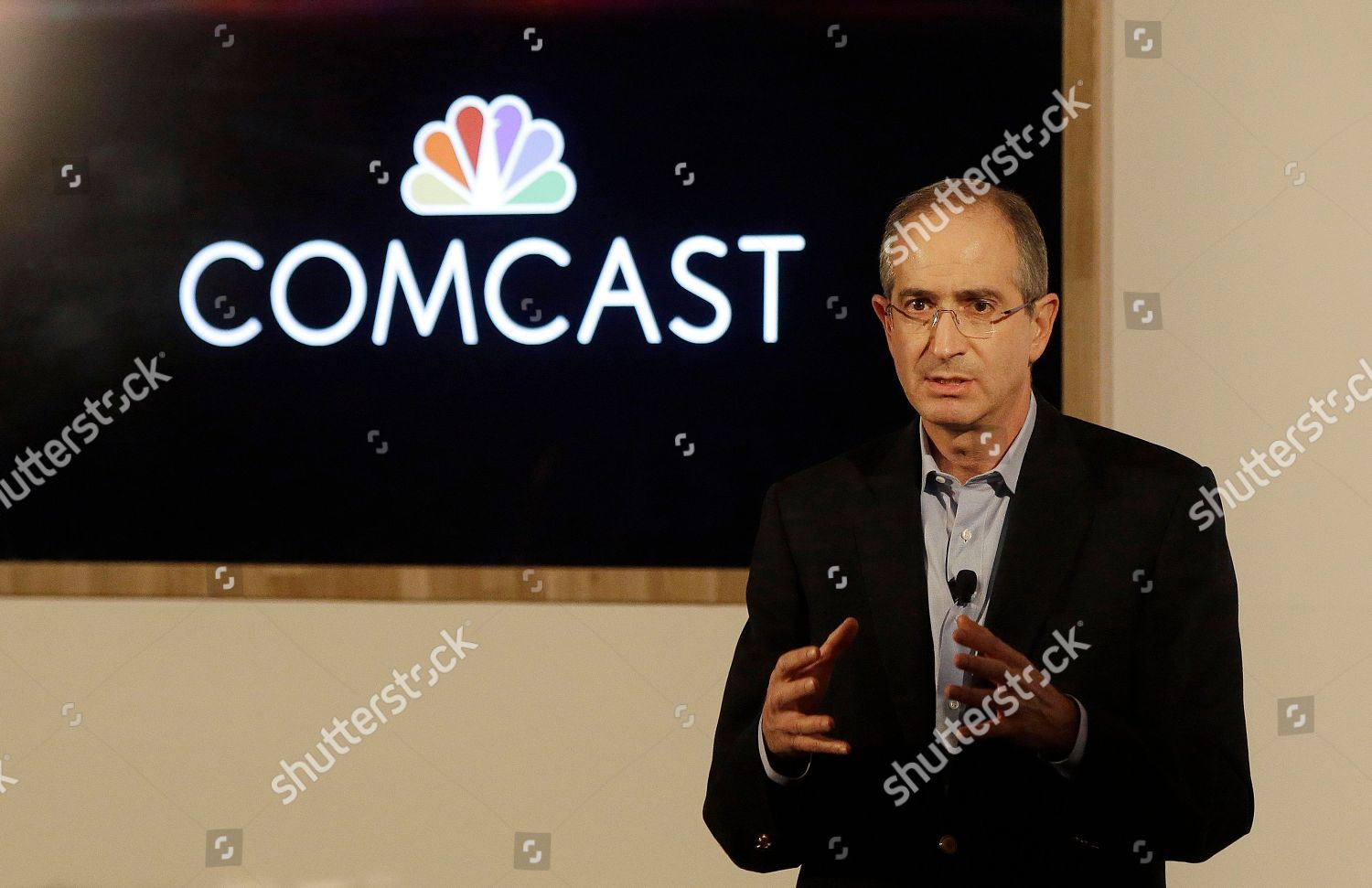 Brian Roberts Comcast Corporation chairman CEO Brian