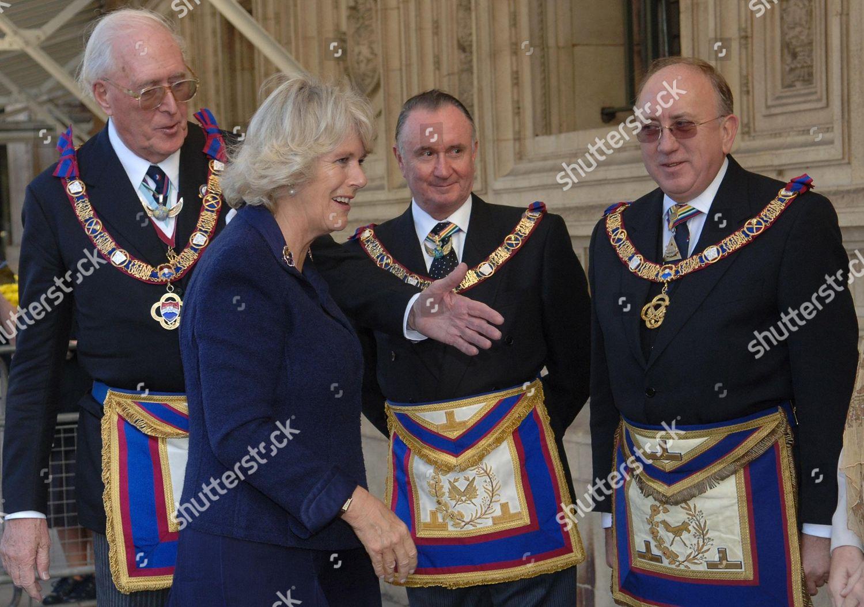 Camilla Duchess Cornwall meeting freemasons Grand Lodge Editorial
