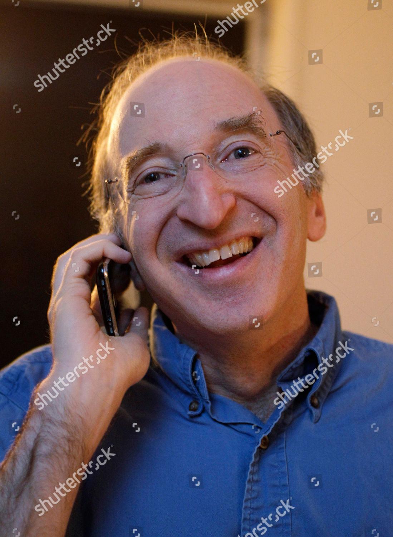 Stock photo of Nobel Physics Perlmutter, Berkeley, USA