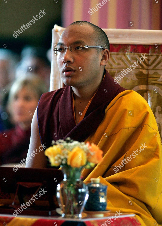 Karmapa Ogyen Trinley Dorje Tibetan Buddhist leader