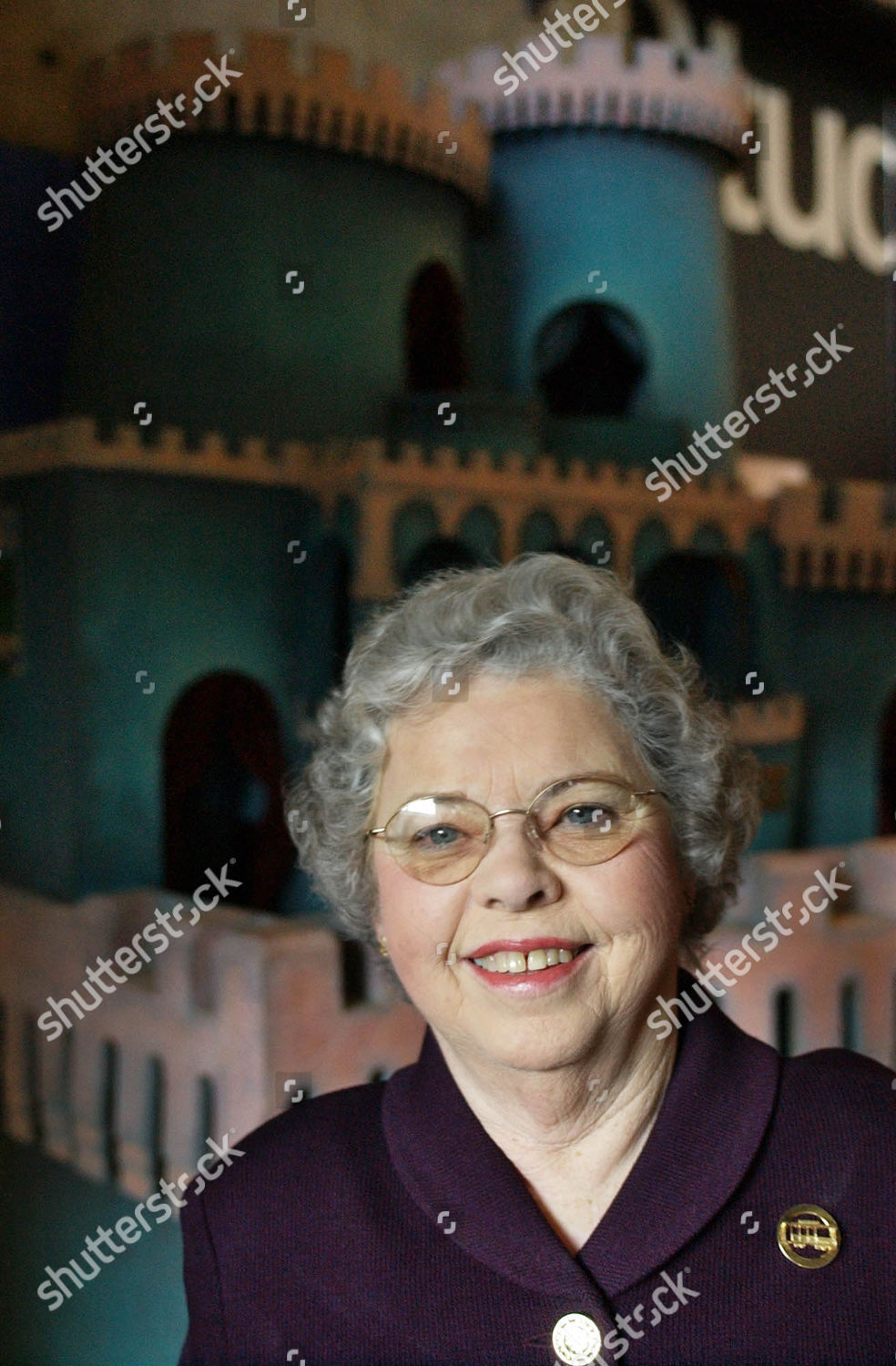 Rogers Joanne Rogers Widow Fred Rogers Late Editorial Stock Photo Stock Image Shutterstock