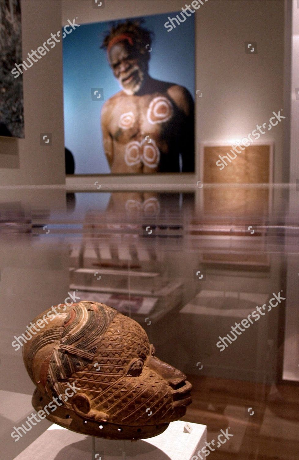 Body Art Exhibit Body Art Marks Identity Editorial Stock Photo Stock Image Shutterstock
