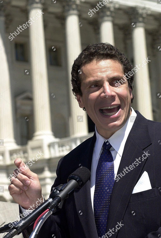 Cuomo Housing Secretary Andrew Cuomo Denounces Efforts Editorial Stock Photo Stock Image Shutterstock