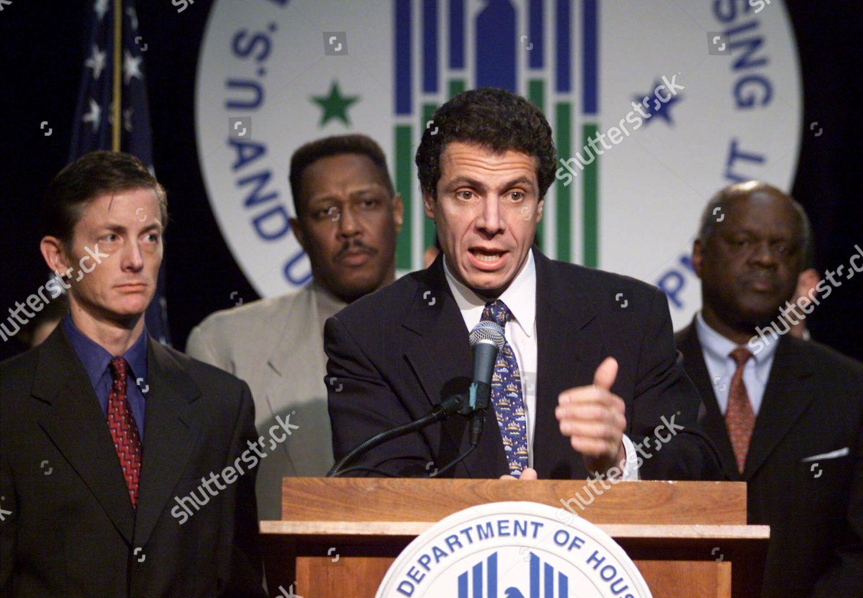 Sills Secretary Housing Urban Developement Andrew Cuomo Editorial Stock Photo Stock Image Shutterstock