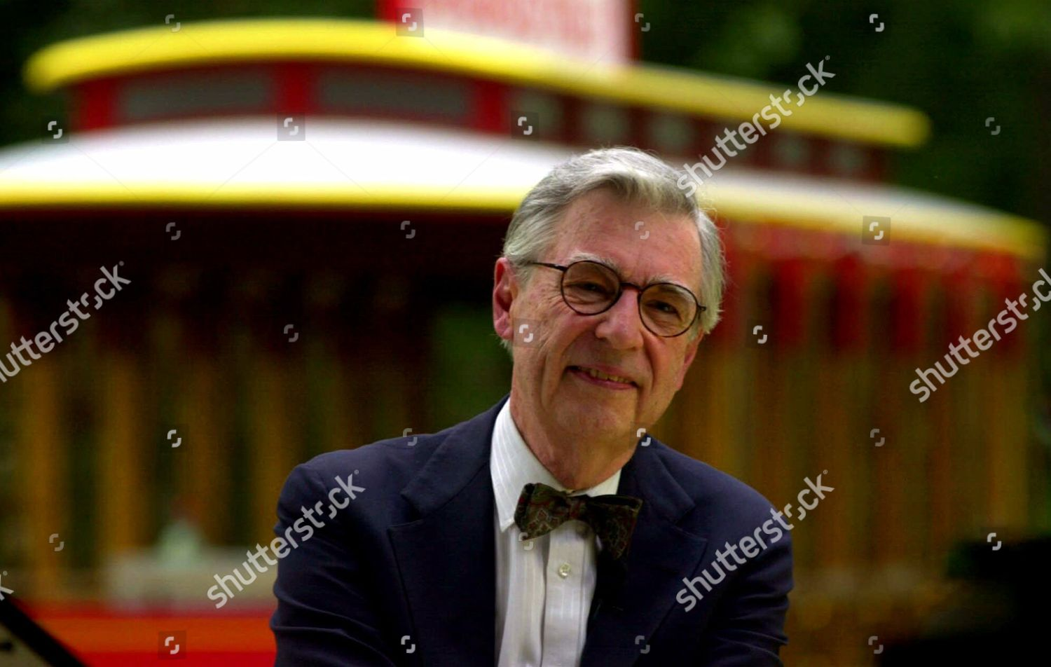 Fred Rogers Fred Rogers Tapes Public Service Editorial Stock Photo Stock Image Shutterstock