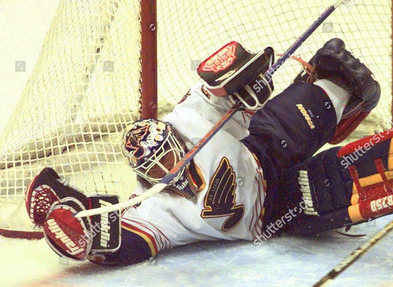 FUHR St Louis Blues goalie Grant Fuhr Editorial Stock Photo - Stock Image |  Shutterstock