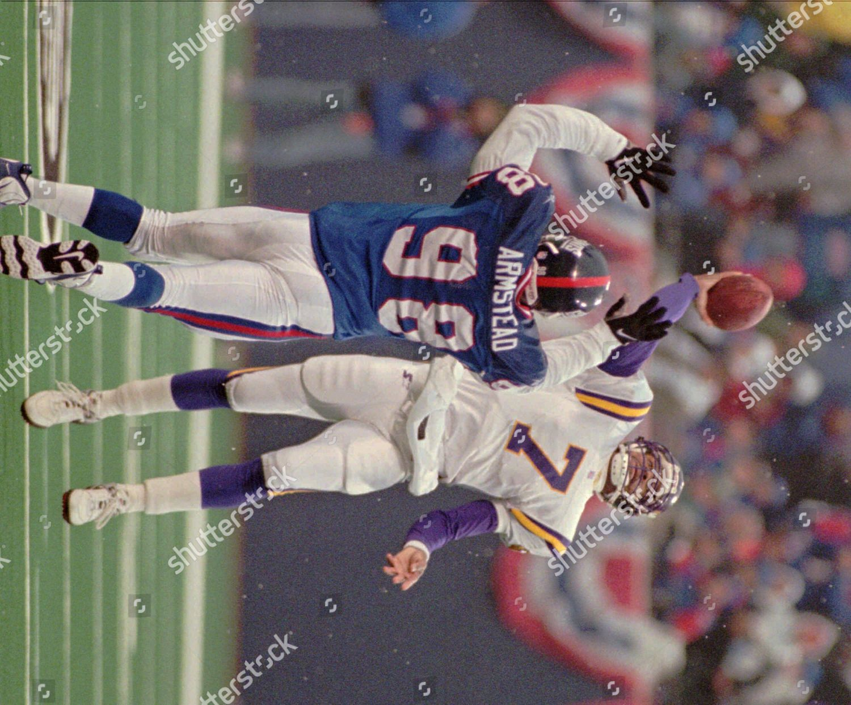 uk availability c894b ea5c5 ARMSTEAD CUNNINGHAM Minnesota Vikings quarterback Randall ...