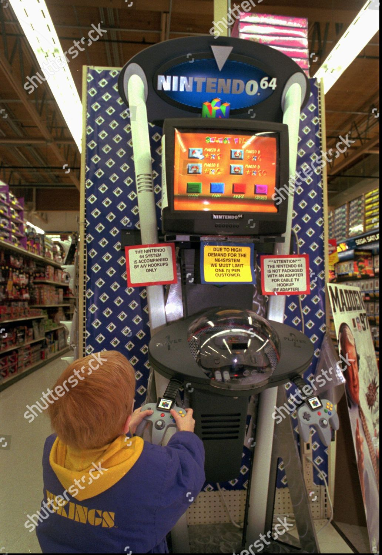 arcade hookup