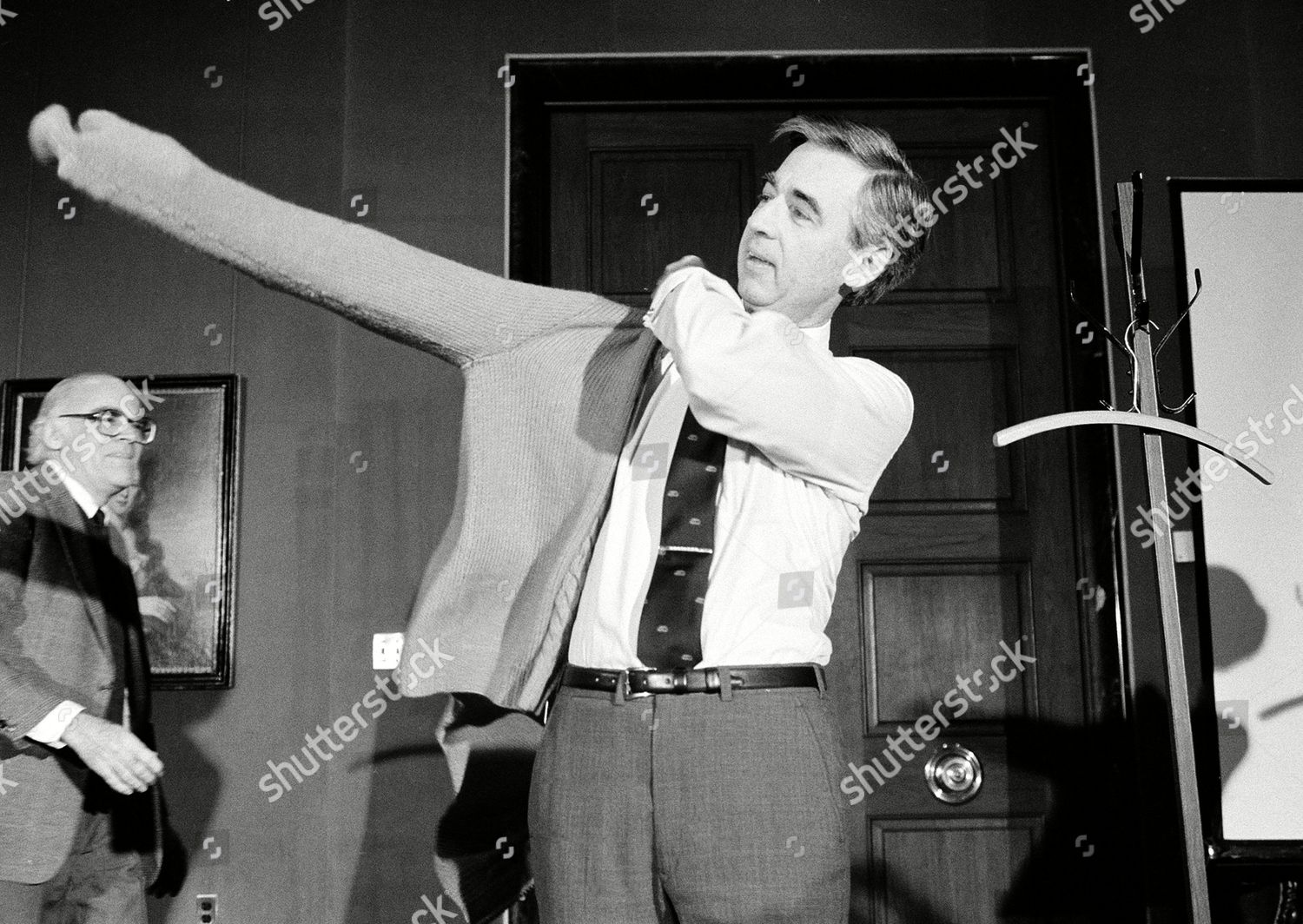 Rogers Fred Rogers Star Public Televisions Mister Editorial Stock Photo Stock Image Shutterstock