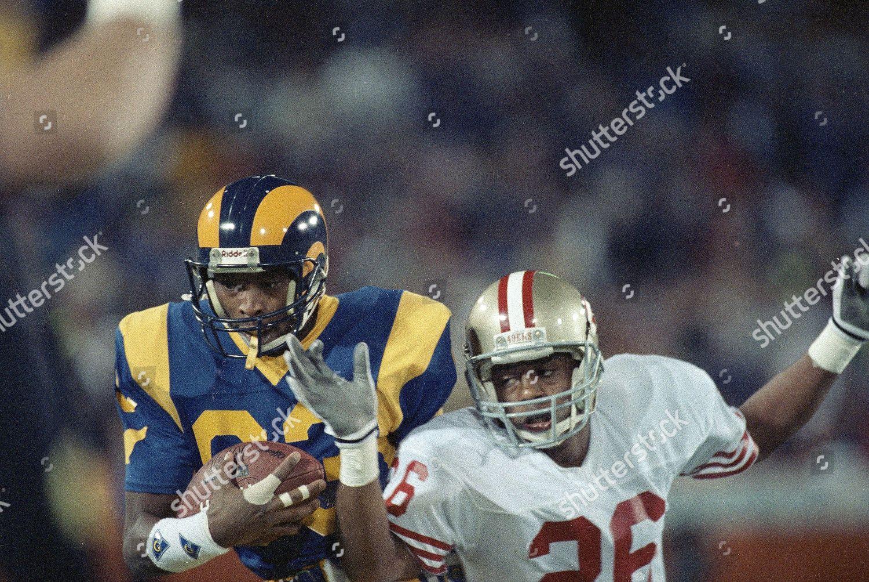 Editorial Stock Photo Of Pollard Anderson Los Angeles Rams Wide