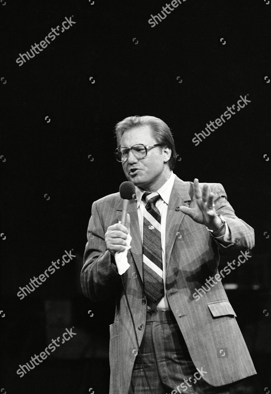 Jimmy Swaggart Evangelist Jimmy Stewart preaching gospel
