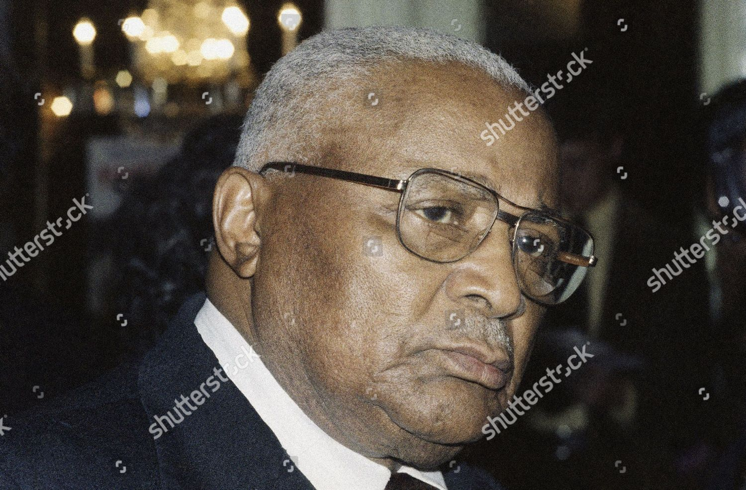 Martin Luther King Sr Shown Editorial Stock Photo Stock Image Shutterstock