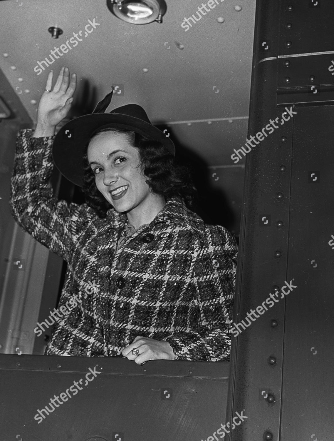 ADRIANA CASELOTTI NEW YORK USA Stock Image By AP For Editorial Use Dec 14 1939