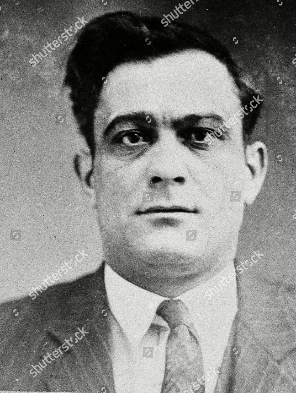 New York gangster Vito Genoves...