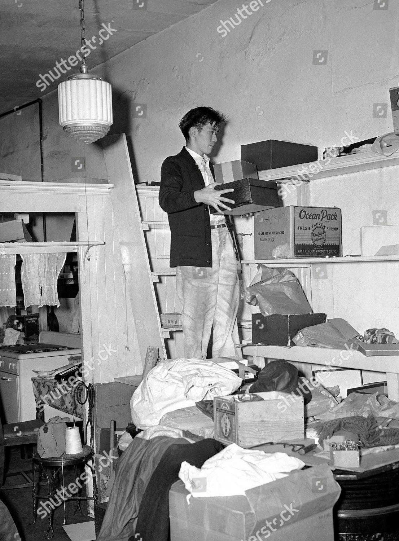 preparation evacuation Los Angeles famed Little Tokyo