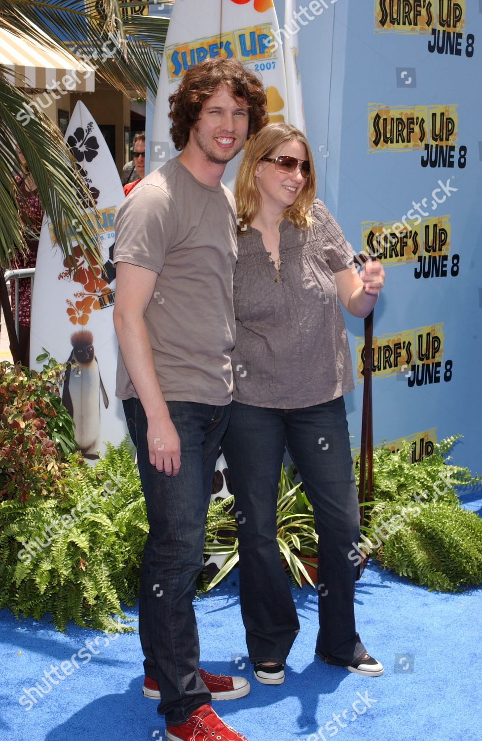 Jon Heder with quiet, Wife Kirsten Bales