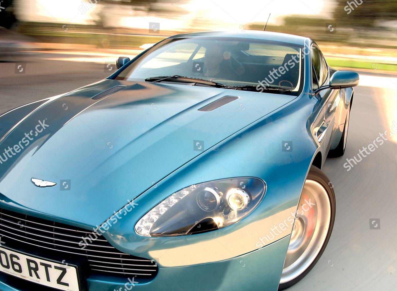 Aston Martin V8 Vantage Editorial Stock Photo Stock Image Shutterstock