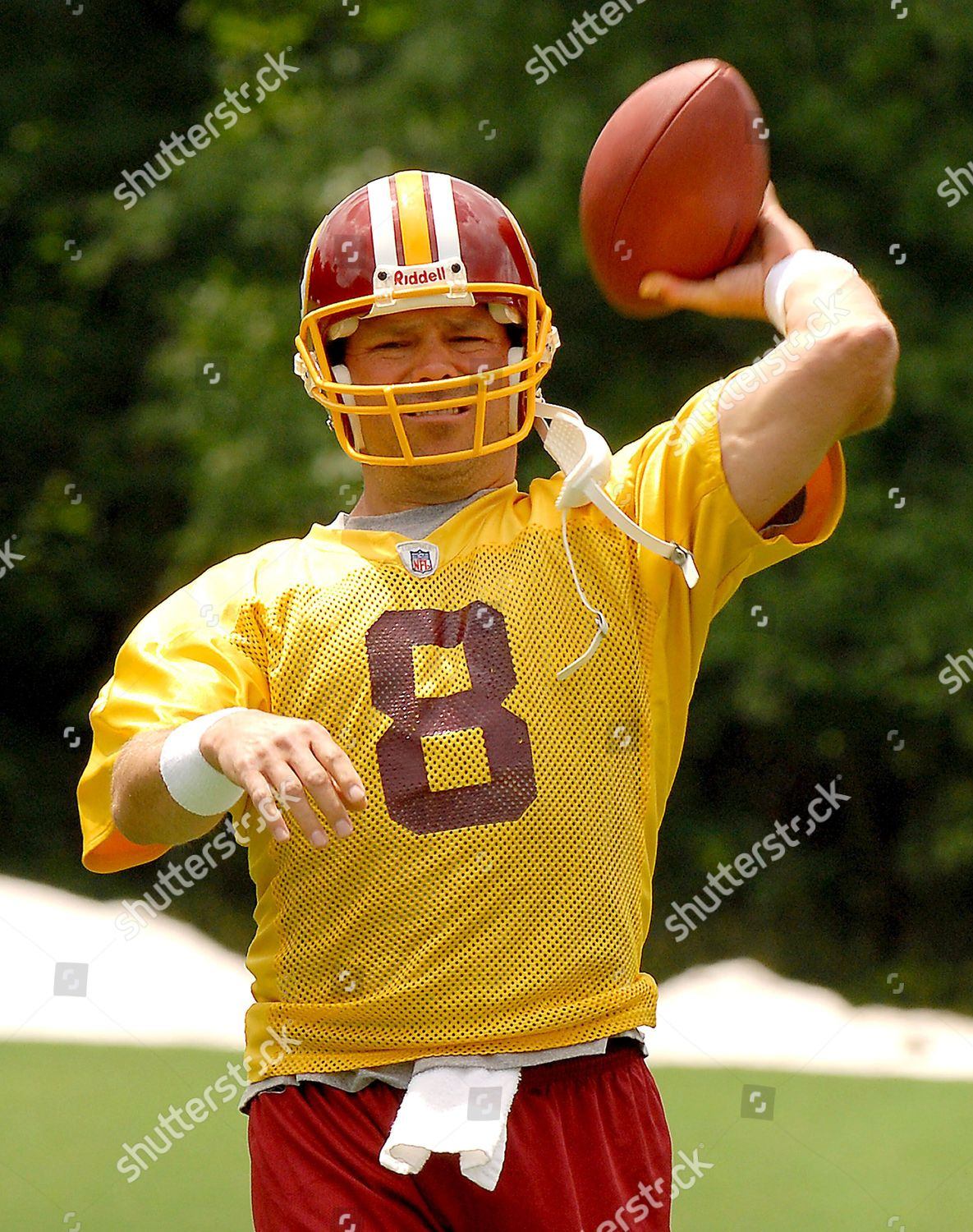 b56264268 Editorial Stock Photo of Washington Redskin backup quarterback Mark ...