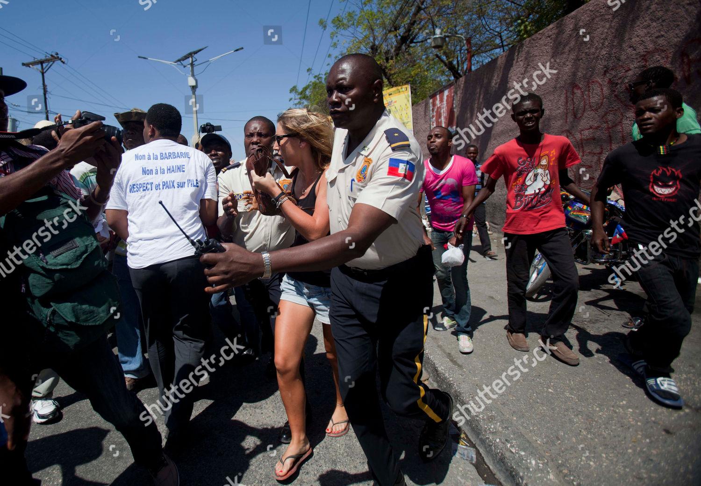 Woman Haiti