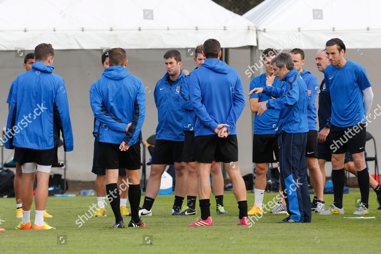 New Zealands Auckland City Fc Head Coach Editorial Stock