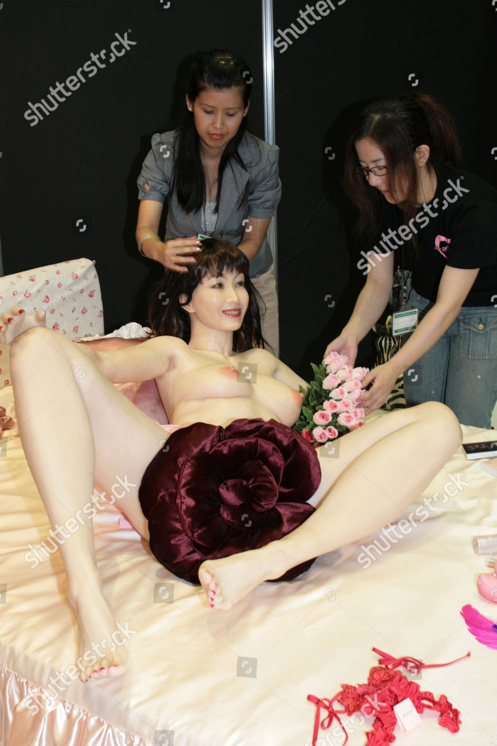Opinion japan sex expo happens. Let's