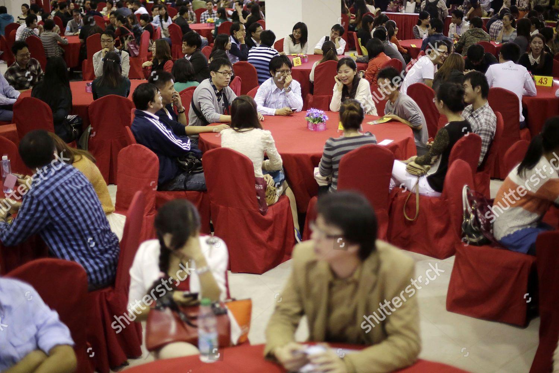 Matchmaking shanghai