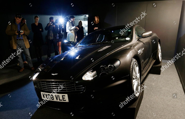 2008 Aston Martin 6 Litre V12 Dbs Editorial Stock Photo