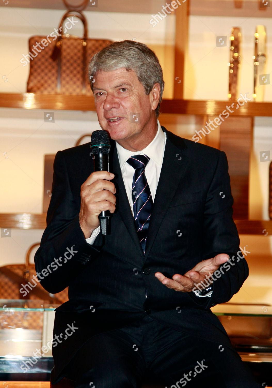 68d5d3db4df Yves Carcelle Chairman CEO Louis Vuitton Malletier Editorial Stock ...