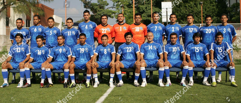 bb8b6394059 Players El Salvador National Soccer team who Editorial Stock Photo ...