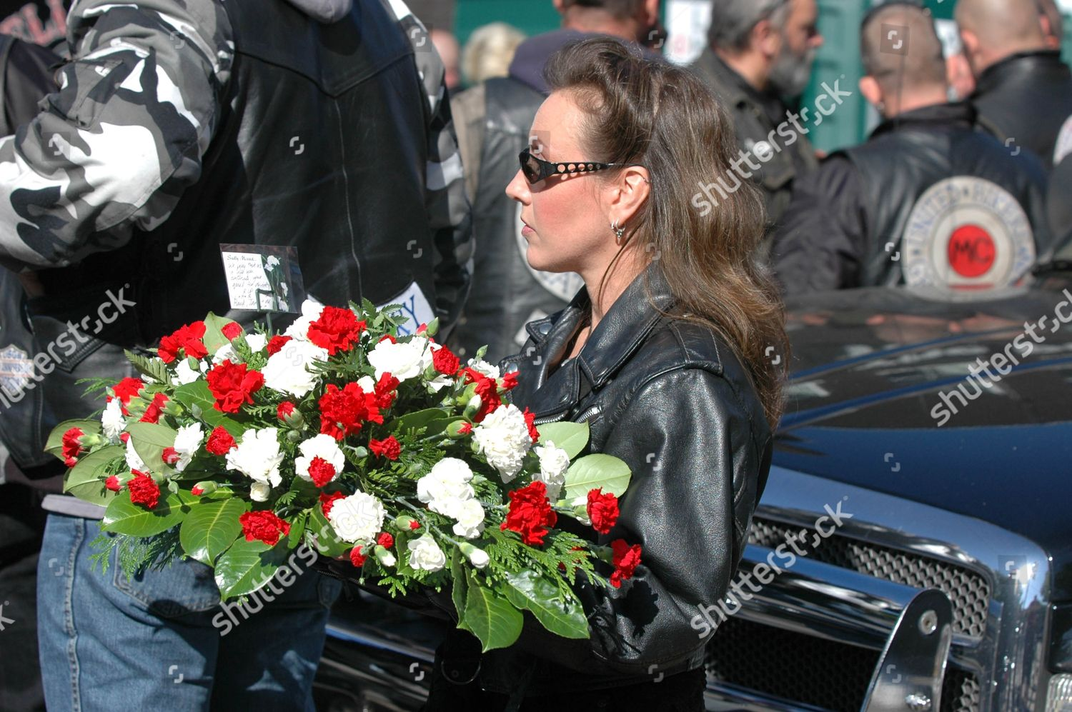 Hells Angels Funeral Today