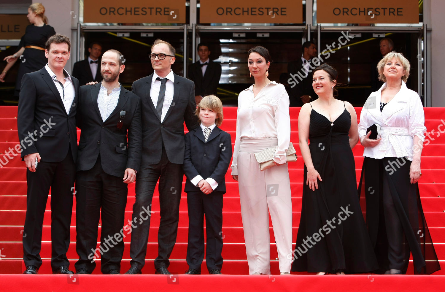 Stock photo of France Cannes Michael Premiere, Cannes, France