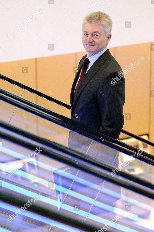Heinrich Hiesinger Future CEO German steel giant Editorial