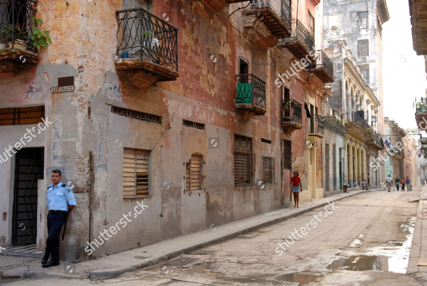 Dont Miss Beat Havana Cuba Editorial Stock Photo - Stock
