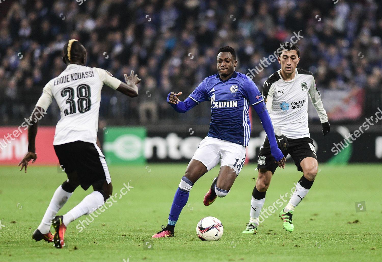 Abdul Baba Rahman Fc Schalke 04 Kouassi Editorial Stock Photo Stock Image Shutterstock