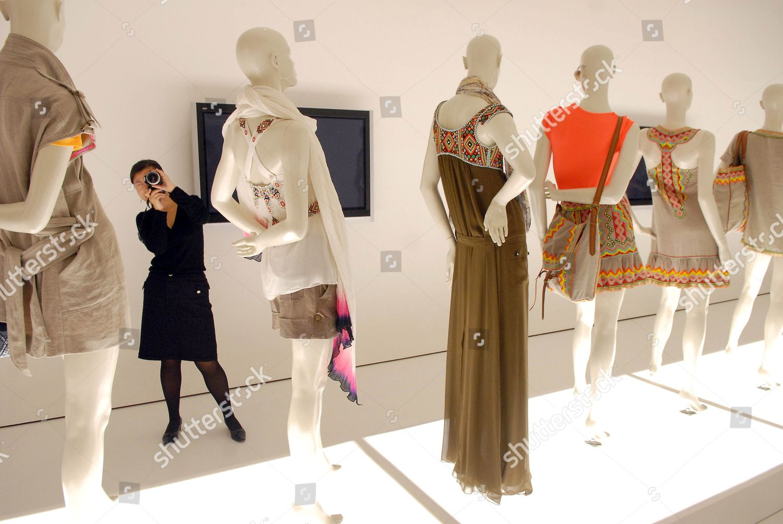 Matthew Williamson 10 Years Fashion Exhibition Which Editorial Stock Photo Stock Image Shutterstock