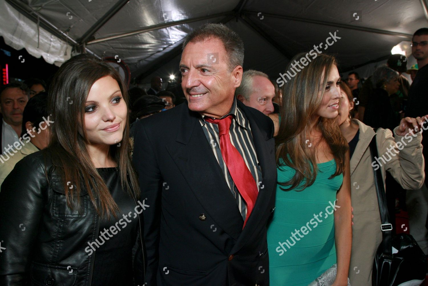 Stock photo of 'American Gangster' film premiere, New York, America - 19 Oct 2007