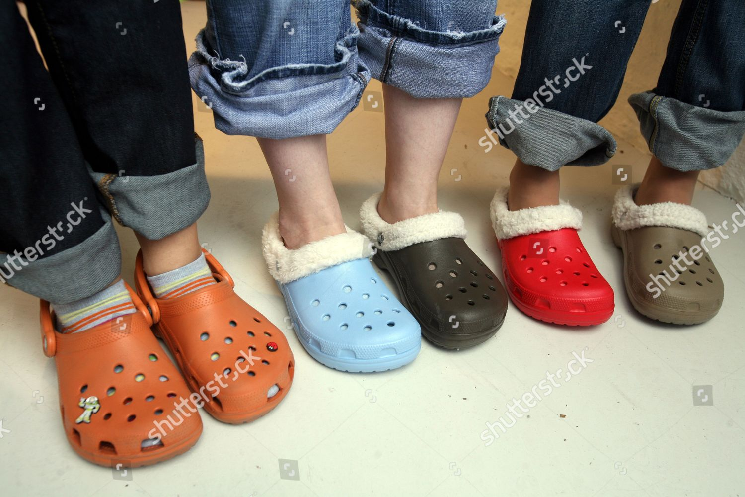 a35f7aeef Some Crocs store Editorial Stock Photo - Stock Image