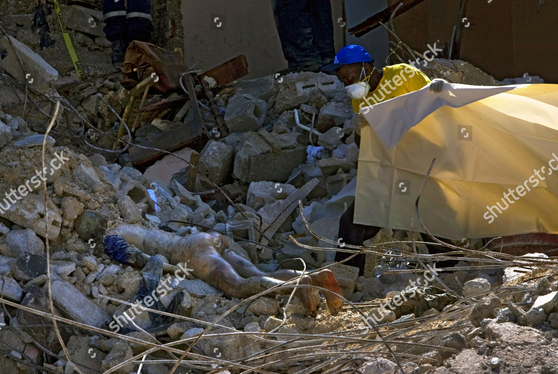 Haiti Maanjäristys