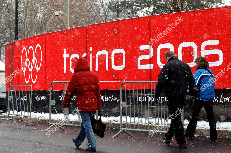 ITALY TURIN 2006 WINTER OLYMPICS SNOW Italy