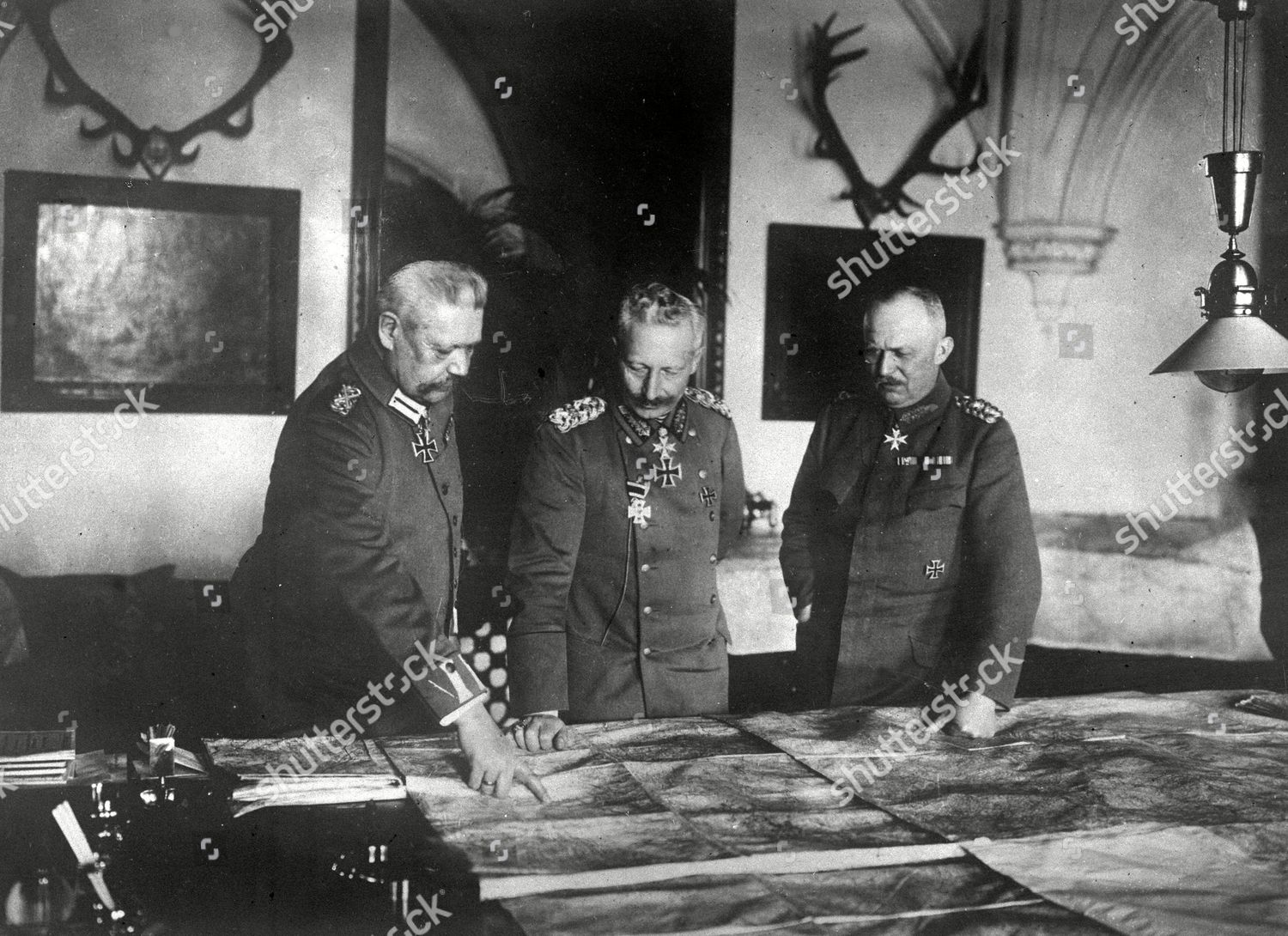 FIRST WORLD WAR LEADERS, Germany