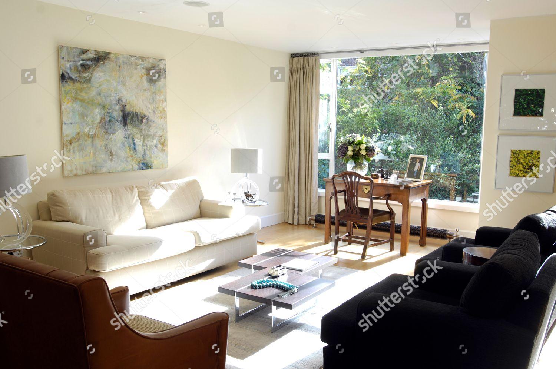 Formal Living Room Mix Contemporary Sofas Few Editorial