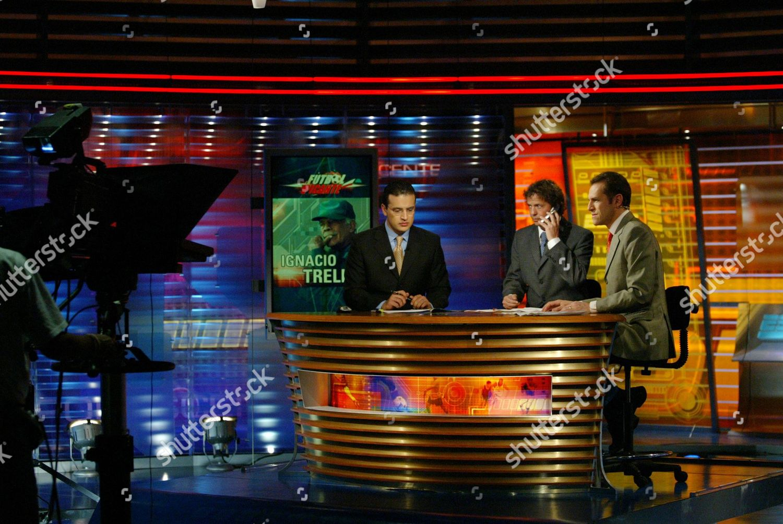 Hosts Futbol Picante Espn En Espanol Sports Editorial Stock Photo Stock Image Shutterstock
