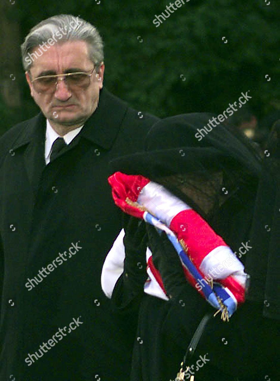Tudjman Miroslav Tudjman Son Late Croatian President Redaktionelles Stockfoto Stockbild Shutterstock