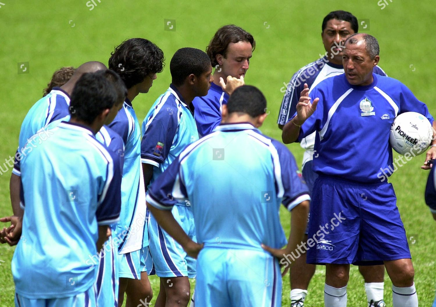 new style 0a64e 64c26 CORTEZ Guatemalan national soccer team Coach Julio Editorial ...