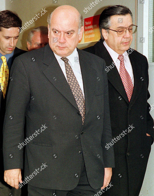 Insulza Artaza Chilean Foreign Minister Jose Miguel Editorial Stock Photo Stock Image Shutterstock