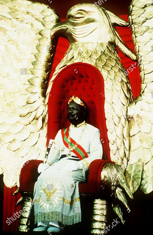 JEANBEDEL BOKASSA JeanBedel Bokassa President Central ...