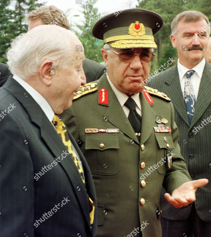 ERBAKAN KARADAYI General Ismail Hakki Karadayi Turkish Editorial Stock Photo - Stock Image | Shutterstock