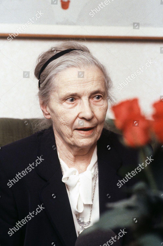 Alva Myrdal Nobel Peace Prize Winner Alva Editorial Stock Photo Stock Image Shutterstock